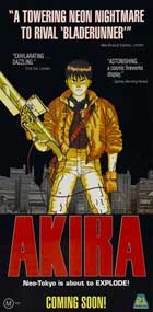 Akira - 20 x 40 Movie Poster - Australian Style A