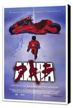 Akira - 27 x 40 Movie Poster - Style B - Museum Wrapped Canvas