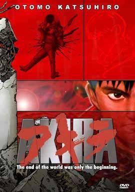 Akira - 11 x 17 Movie Poster - Style C