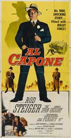 Al Capone - 20 x 40 Movie Poster - Style A