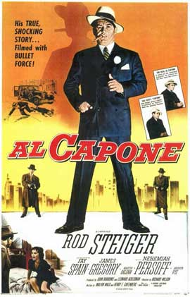 Al Capone - 11 x 17 Movie Poster - Style A