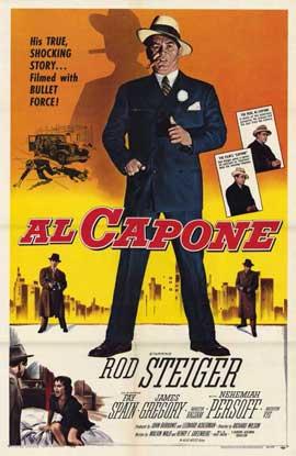 Al Capone - 11 x 17 Movie Poster - Style B