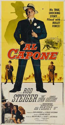 Al Capone - 20 x 40 Movie Poster - Style A