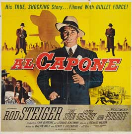 Al Capone - 22 x 28 Movie Poster - Half Sheet Style A