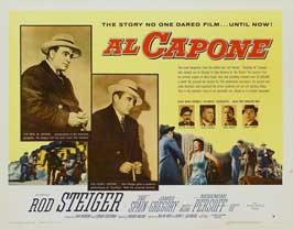 Al Capone - 22 x 28 Movie Poster - Half Sheet Style C