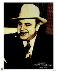 Al Capone - People Poster - 16 x 20 - Style A