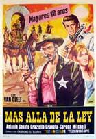 Al di la della legge - 11 x 17 Movie Poster - Spanish Style A