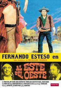 Al este del oeste - 11 x 17 Movie Poster - Spanish Style A