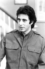 Al Pacino - Al Pacino wearing a Long Sleeves in a Close Up Portrait