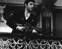 Al Pacino - 8 x 10 B&W Photo #2