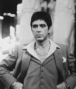 Al Pacino - Al Pacino in Formal Outfit, Hands on Waist