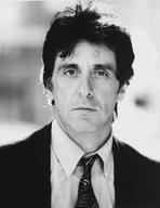Al Pacino - Al Pacino Looking at the Camera wearing a Coat and Tie Close Up Portrait