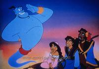 Aladdin and The King of Thieves - 8 x 10 Color Photo #1
