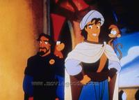 Aladdin and The King of Thieves - 8 x 10 Color Photo #2