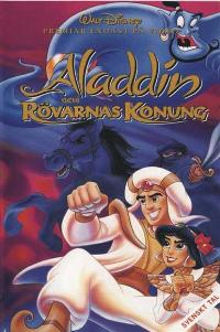 Aladdin and The King of Thieves - 11 x 17 Movie Poster - Swedish Style A