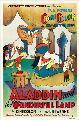 Aladdin and the Wonderful Lamp - 11 x 17 Movie Poster - Style A