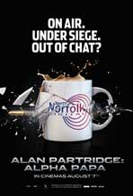 Alan Partridge - 11 x 17 Movie Poster - Style A