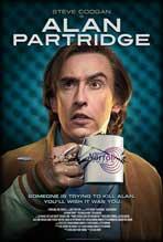 Alan Partridge - 11 x 17 Movie Poster - Style B