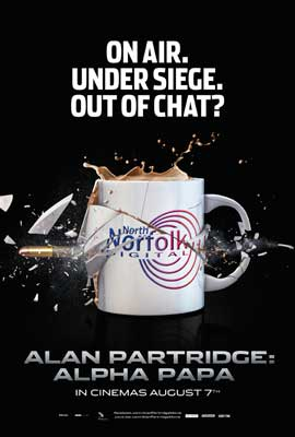 Alan Partridge - 27 x 40 Movie Poster - Style A