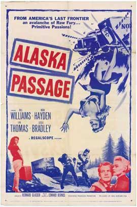 Alaska Passage - 11 x 17 Movie Poster - Style A