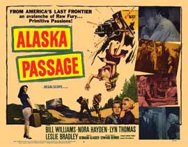 Alaska Passage - 11 x 14 Movie Poster - Style B