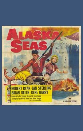 Alaska Seas - 11 x 17 Movie Poster - Style A