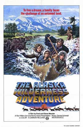 Alaskan Wilderness Adventure - 11 x 17 Movie Poster - Style A