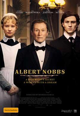 Albert Nobbs - 11 x 17 Movie Poster - Australian Style A