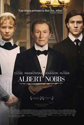 Albert Nobbs - 27 x 40 Movie Poster - Style B
