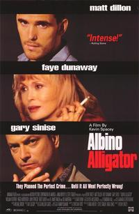 Albino Alligator - 27 x 40 Movie Poster - Style A