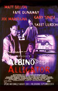 Albino Alligator - 11 x 17 Movie Poster - Style C