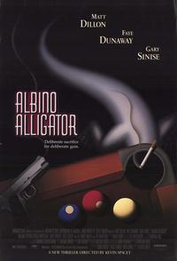 Albino Alligator - 27 x 40 Movie Poster - Style B
