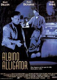 Albino Alligator - 27 x 40 Movie Poster - Spanish Style A
