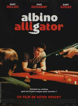 Albino Alligator - 11 x 17 Movie Poster - French Style A