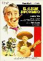 Alegre divorciado, El - 27 x 40 Movie Poster - Spanish Style A