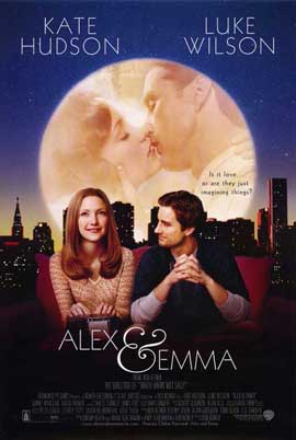 Alex and Emma - 11 x 17 Movie Poster - Style A