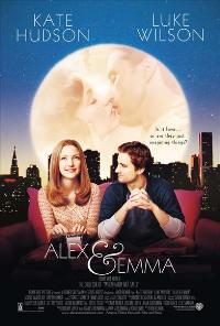 Alex and Emma - 43 x 62 Movie Poster - Bus Shelter Style A