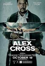 Alex Cross - 11 x 17 Movie Poster - Style B