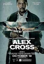 Alex Cross - 27 x 40 Movie Poster - Style B