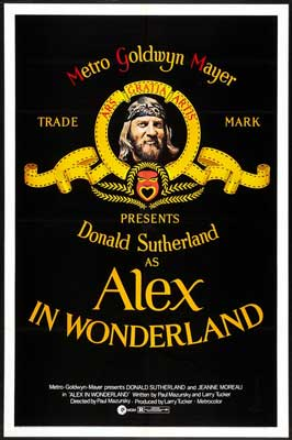 Alex in Wonderland - 11 x 17 Movie Poster - Style B