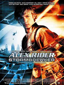 Alex Rider: Operation Stormbreaker - 11 x 17 Movie Poster - French Style A