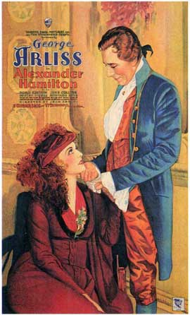 Alexander Hamilton - 11 x 17 Movie Poster - Style A