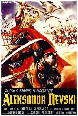 Alexander Nevsky - 27 x 40 Movie Poster - Foreign - Style A