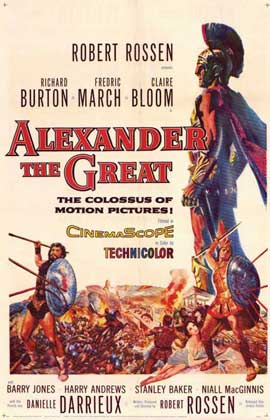 Alexander the Great - 11 x 17 Movie Poster - Style A