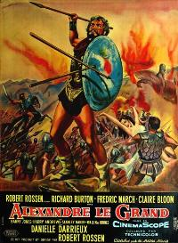 Alexander the Great - 27 x 40 Movie Poster - French Style A
