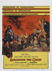 Alexander the Great - 27 x 40 Movie Poster - Style C