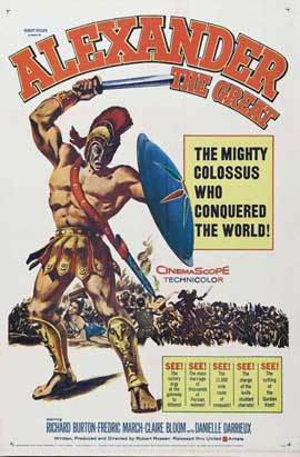 Alexander the Great - 27 x 40 Movie Poster - Style D