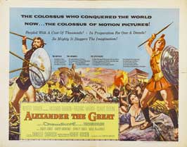 Alexander the Great - 11 x 14 Movie Poster - Style A