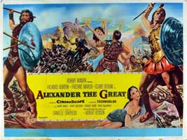 Alexander the Great - 30 x 40 Movie Poster UK - Style A