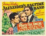 Alexander's Ragtime Band - 30 x 40 Movie Poster UK - Style A